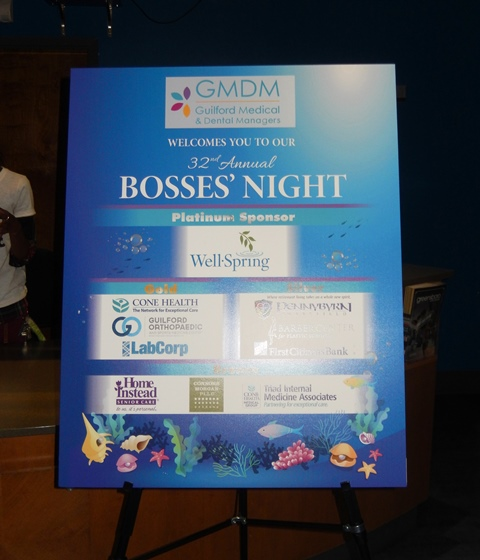 GMDM Bosses' Night (Click to see Photos)