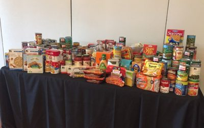 GMDM Canned Goods Drive