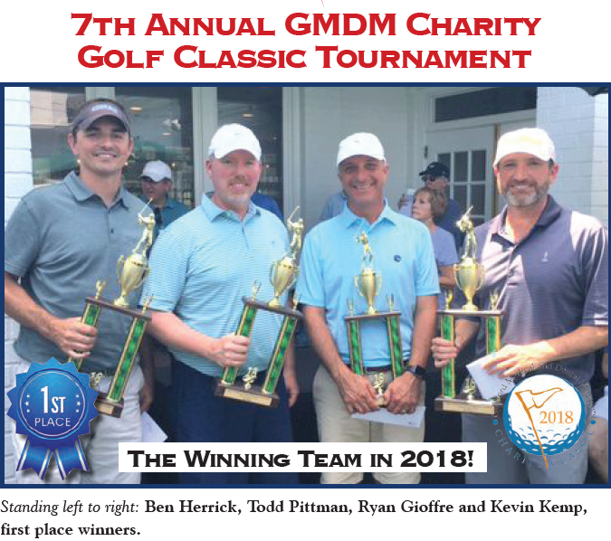2018 GMDM Charity Golf Tournament