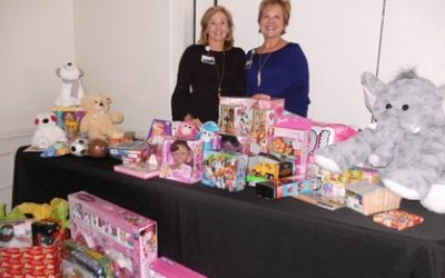 Salvation Army Toy Drive November 20th