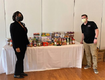 GMDM Food Drive for Urban Ministry